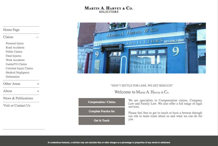 Martin Harvey and Co. Solicitors